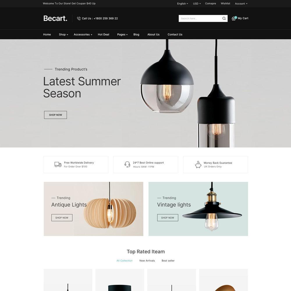 theme - Moda y Calzado - Becart Fashion Store - 4
