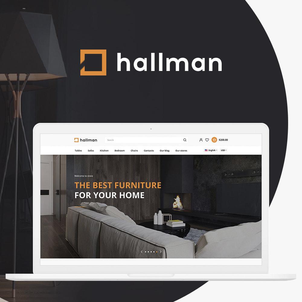 theme - Dom & Ogród - Hallman - 1