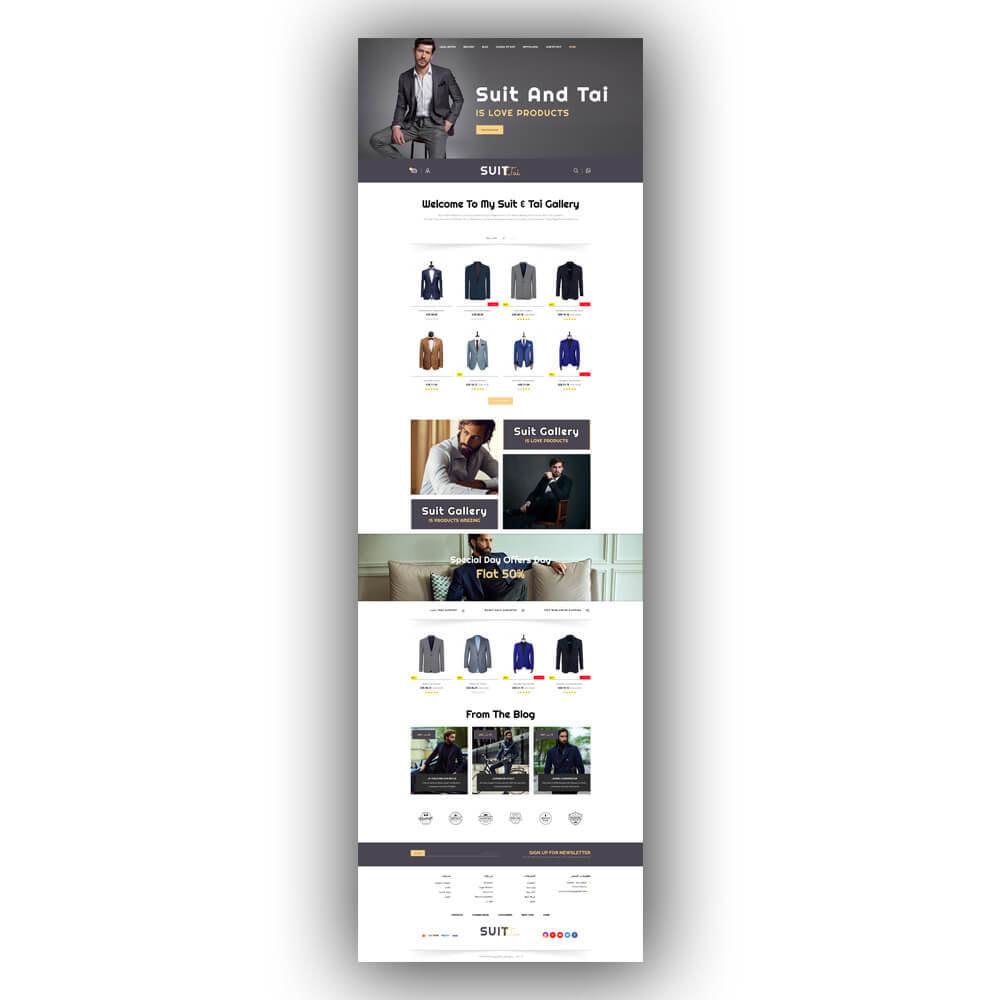theme - Fashion & Shoes - Suittai - Suit Store - 9