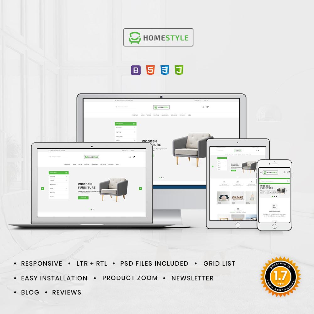 theme - Home & Garden - Homestyle Online Furniture Store - 1