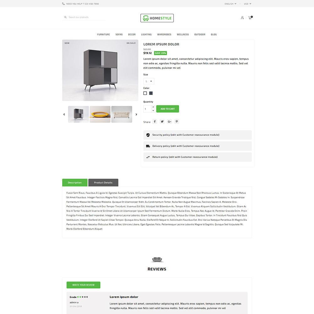 theme - Home & Garden - Homestyle Online Furniture Store - 5