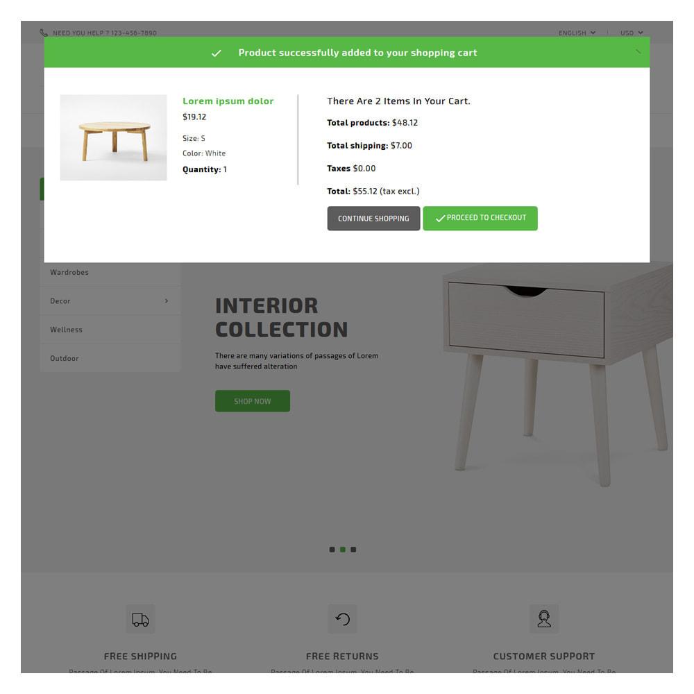 theme - Home & Garden - Homestyle Online Furniture Store - 6
