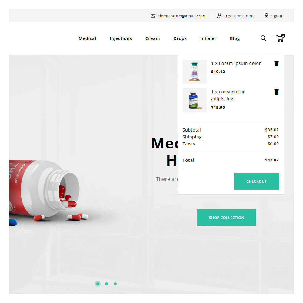 theme - Health & Beauty - Insight Online Medical Store - 7