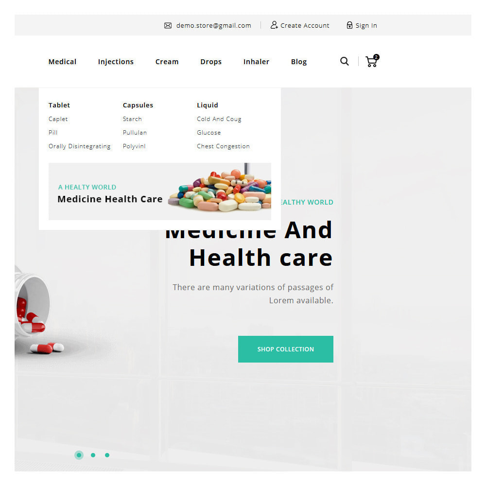 theme - Health & Beauty - Insight Online Medical Store - 8