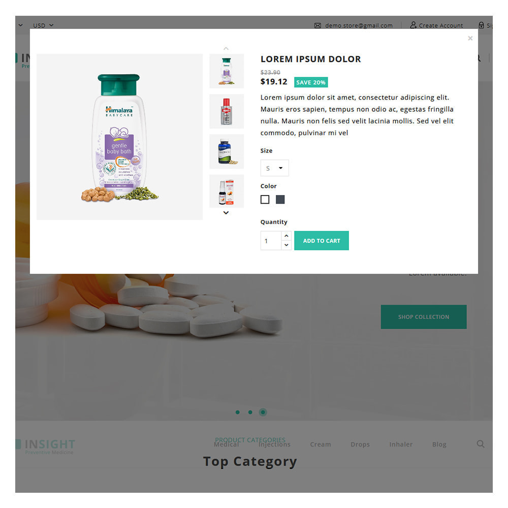 theme - Health & Beauty - Insight Online Medical Store - 9