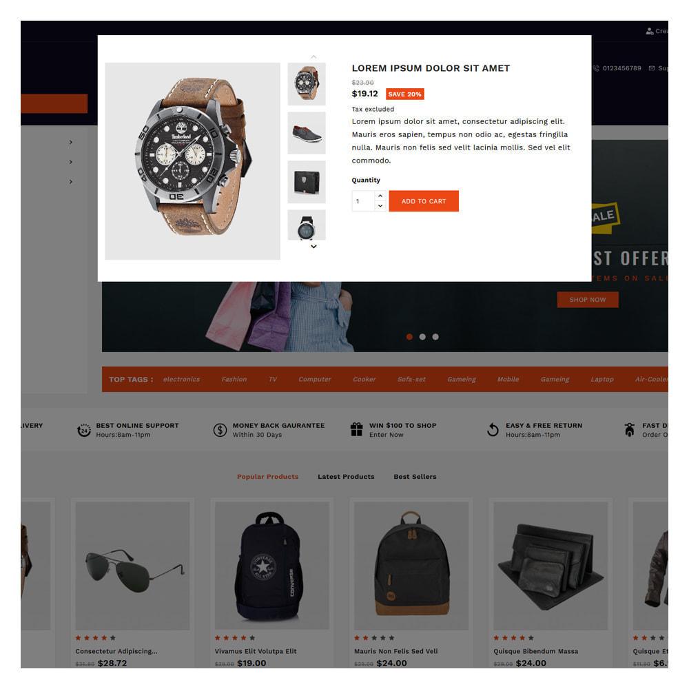 theme - Fashion & Shoes - Shopins Online Mega Store - 9