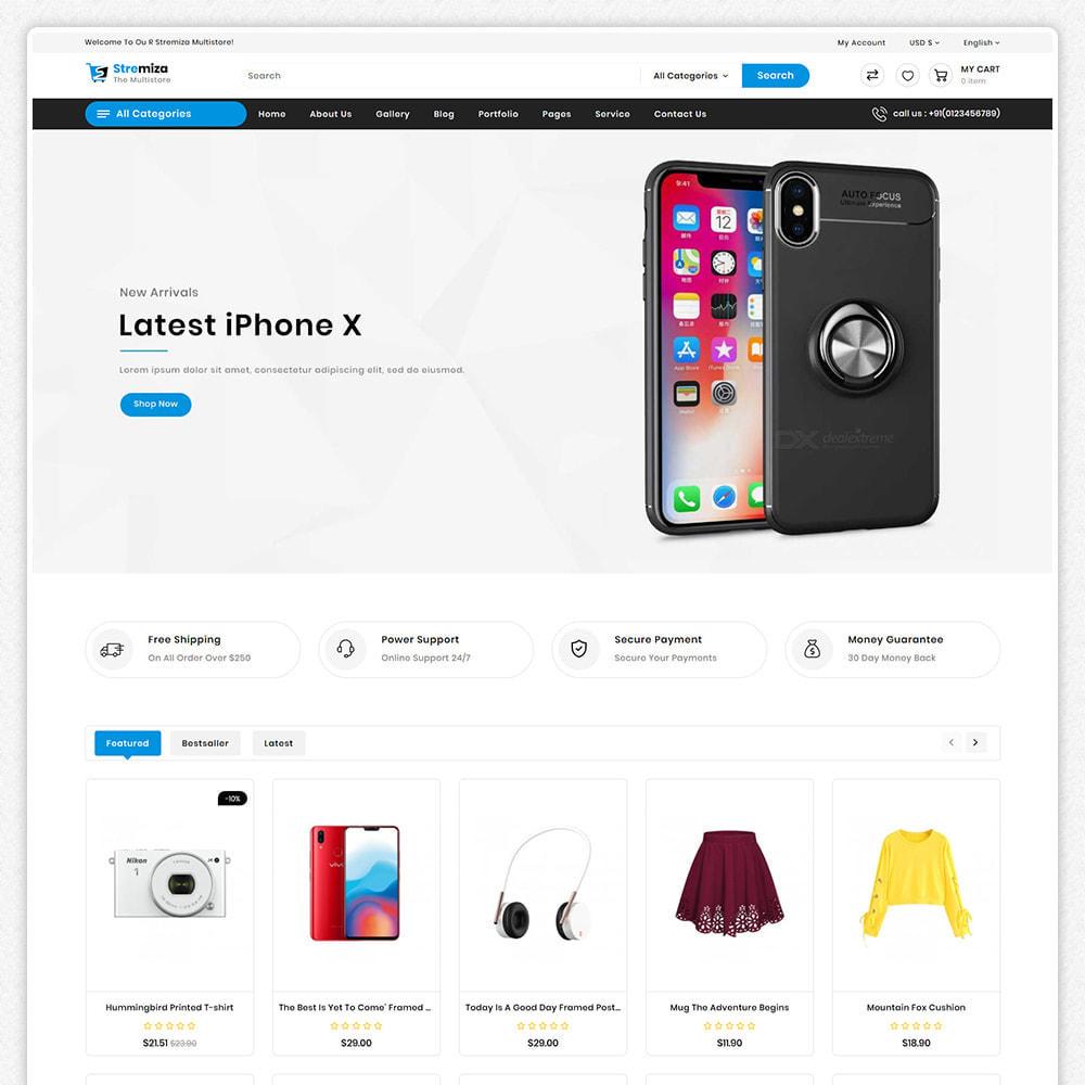 theme - Electronics & Computers - Stremiza - Digital Mega Store - 2