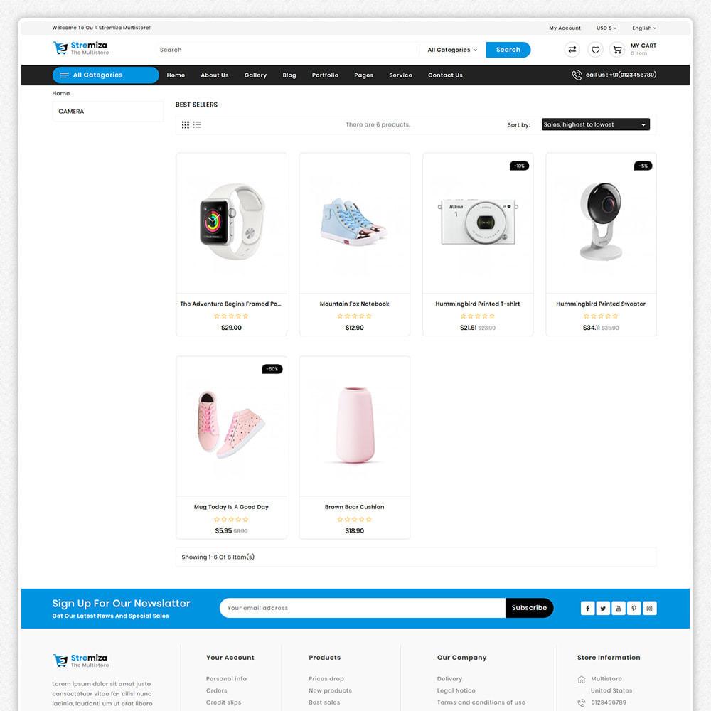 theme - Electronics & Computers - Stremiza - Digital Mega Store - 4
