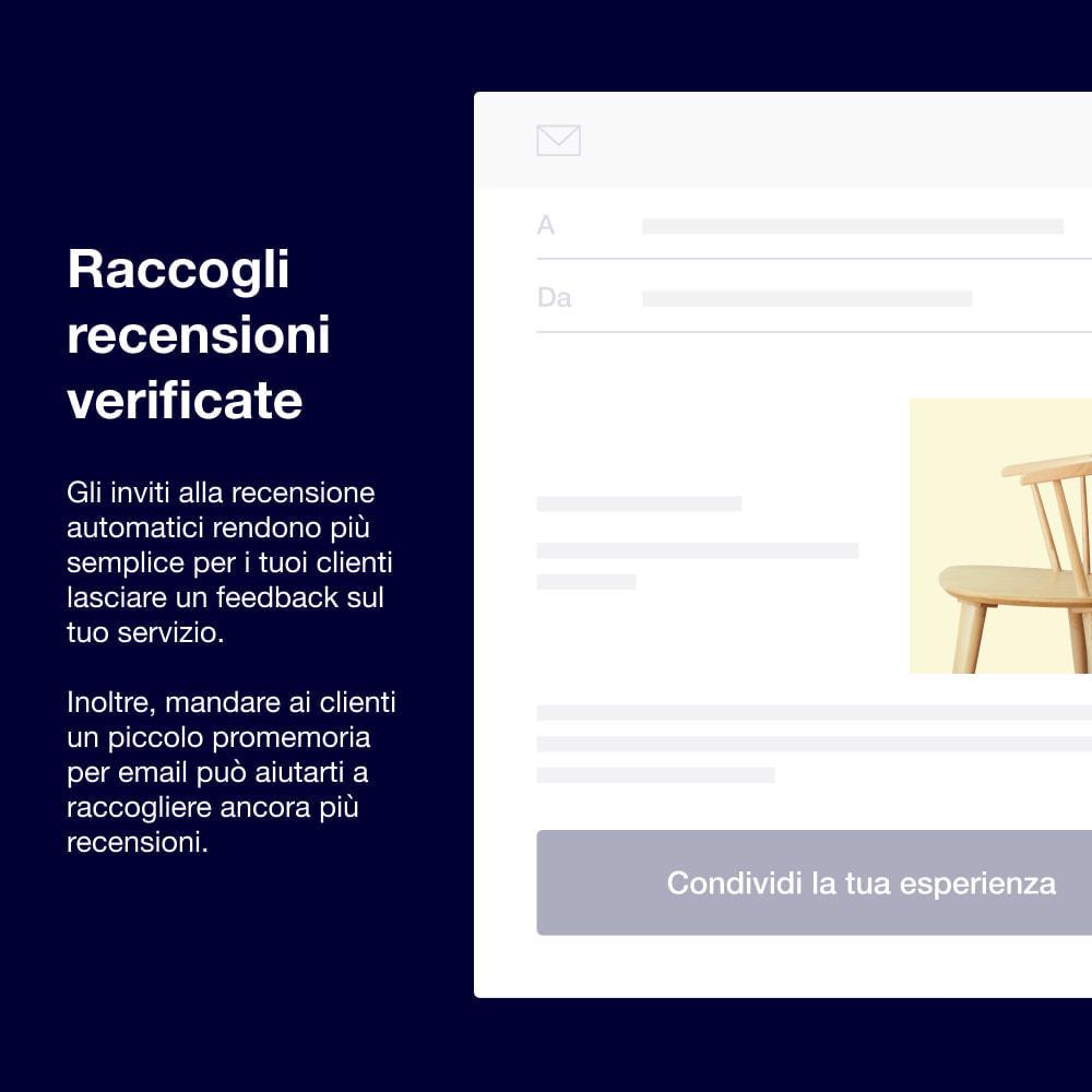 module - Recensioni clienti - Le Recensioni di Trustpilot - 2