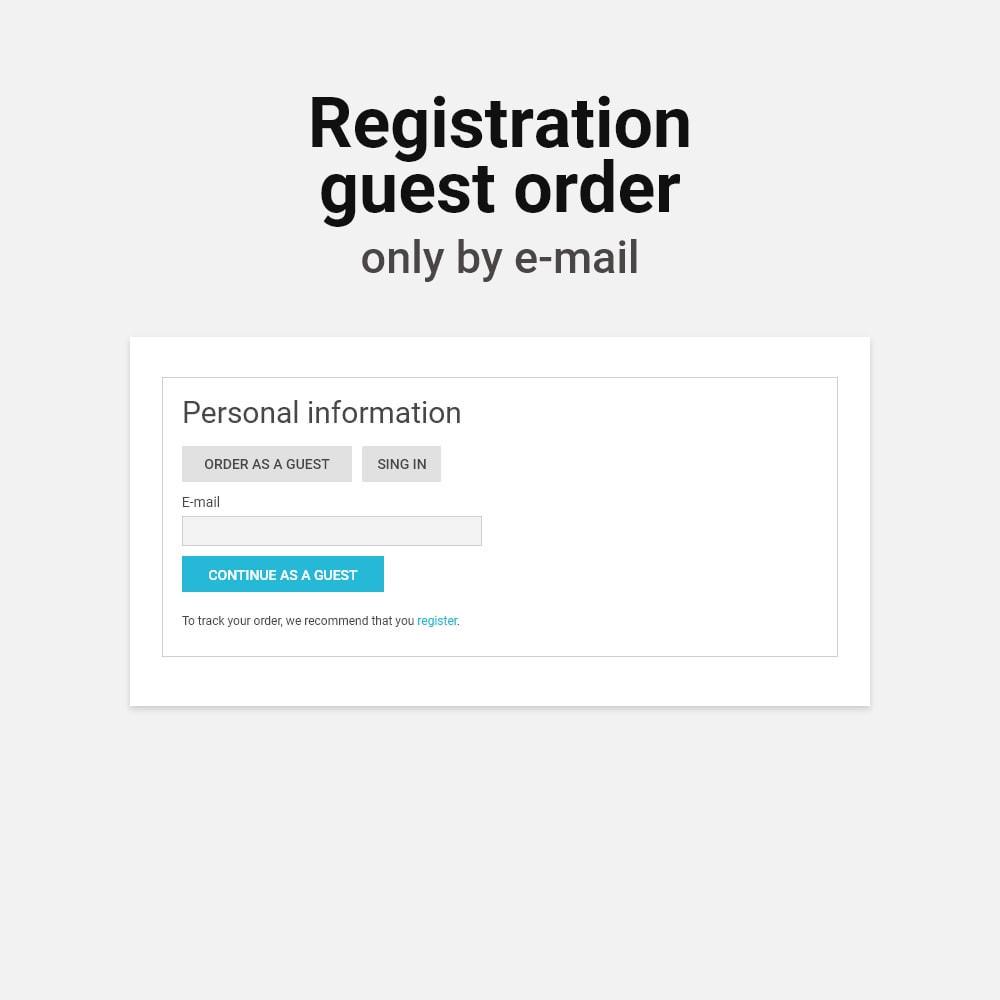 module - Express Checkout Process - Light checkout & Buy now - 4