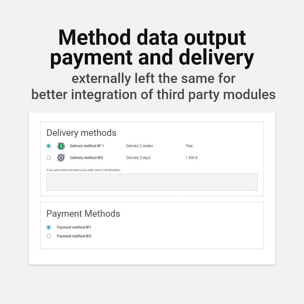 module - Express Checkout Process - Light checkout & Buy now - 7