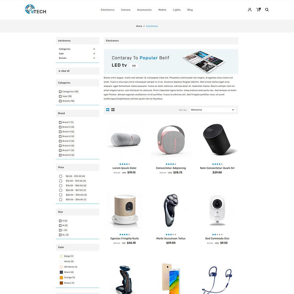 theme - Electronics & Computers - eTech Electronic Store - 3