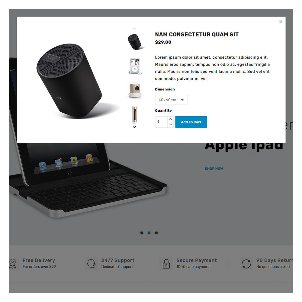 theme - Electronics & Computers - eTech Electronic Store - 9
