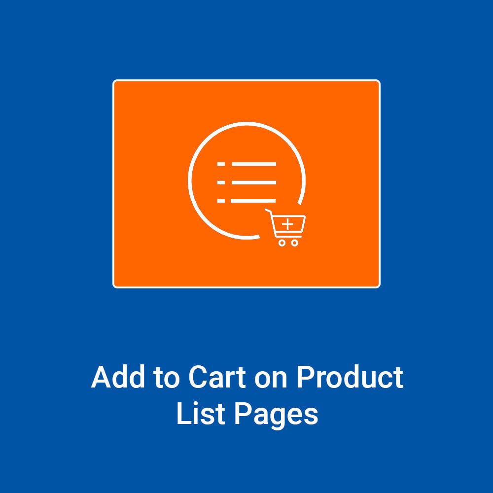 module - Registration & Ordering Process - Show Add to Cart on List Pages (Shop, Category, Search) - 1