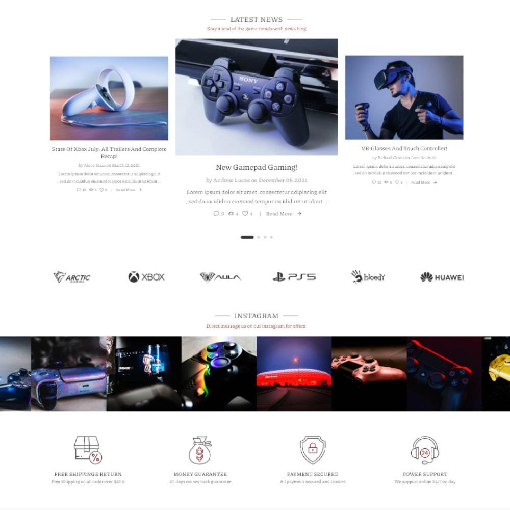 theme - Elektronica & High Tech - Electronics & Game - Sport, Phones, Watches, Phones - 4