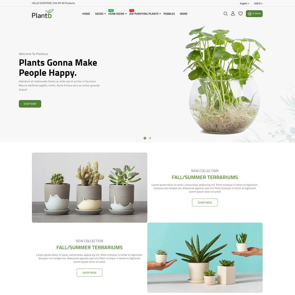 theme - Gifts, Flowers & Celebrations - PlantB - Gardening, HomeDecor & Houseplants Store - 2