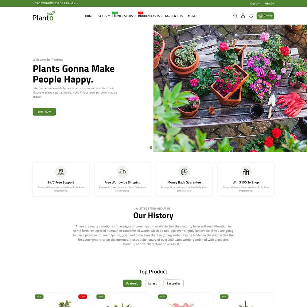 theme - Gifts, Flowers & Celebrations - PlantB - Gardening, HomeDecor & Houseplants Store - 3