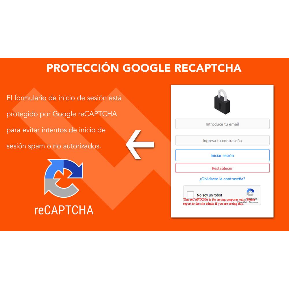 module - Seguridad y Accesos - Restricted Shop access (Acceso a tienda privada o B2B) - 3