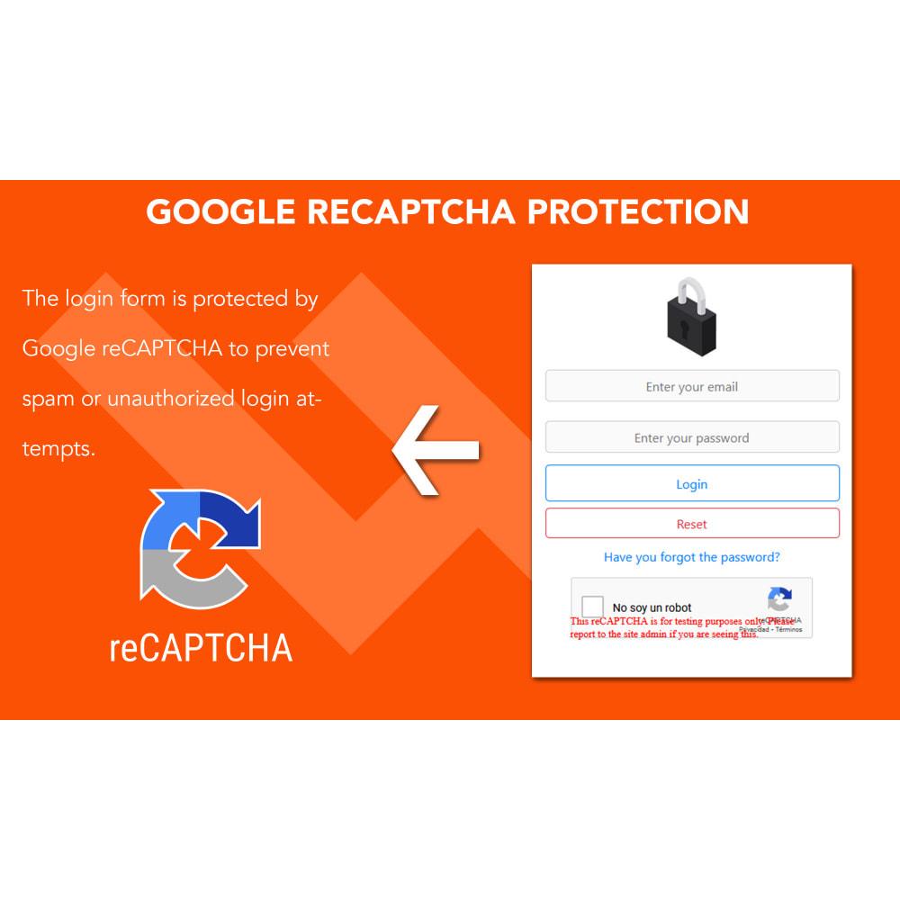 module - Bezpieczeństwa & Dostępu - Restricted Shop Access (Access to private shop or B2B) - 3