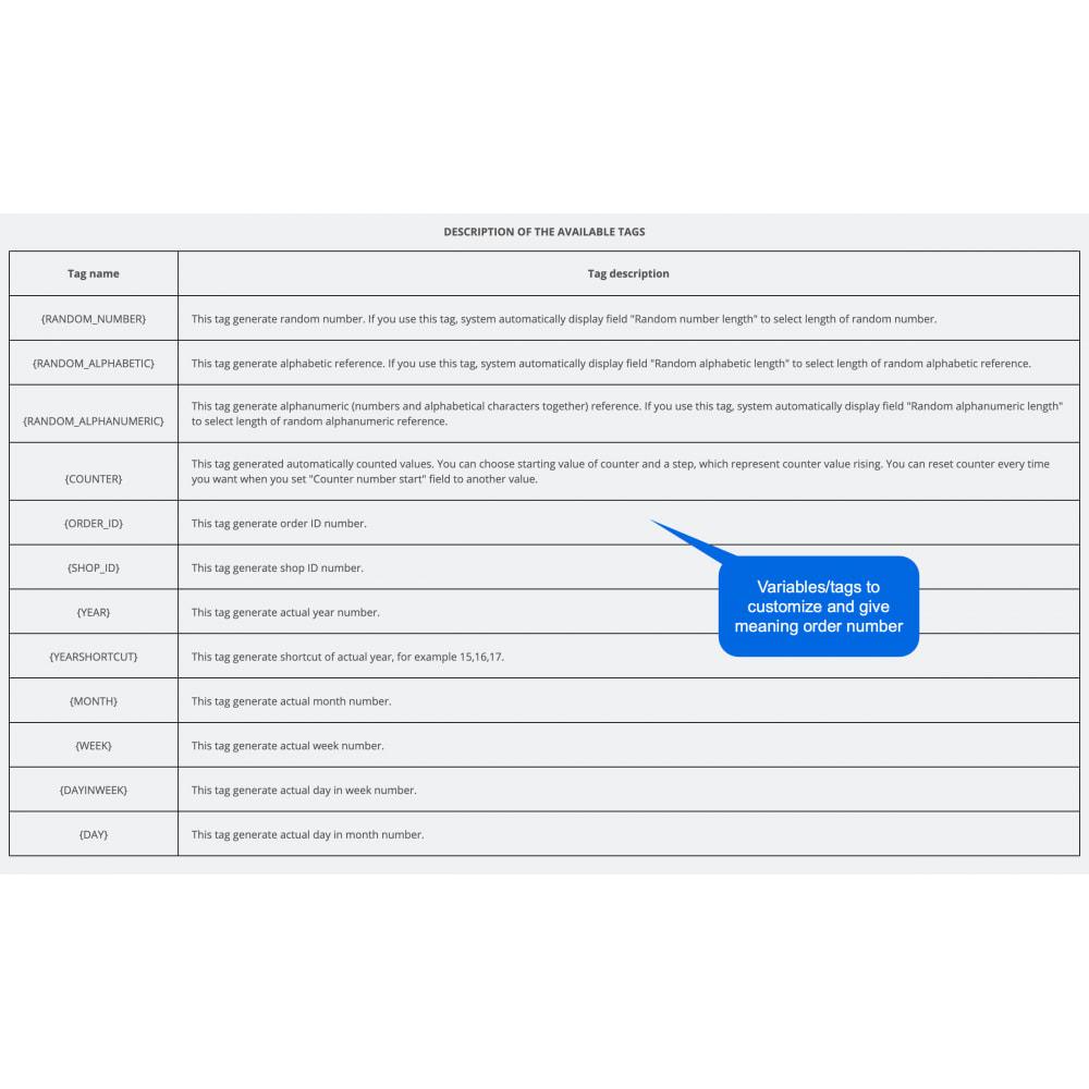 module - Boekhouding en fakturatie - Custom Sequential Order and Invoice Number - 5