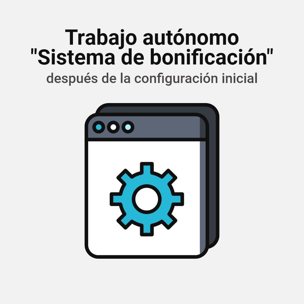 module - Programa de Fidelidad - Sistema de devolución de bonificación - 18