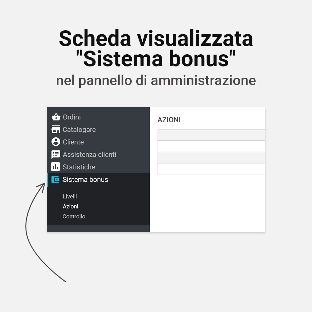 module - Programmi fedeltà & Affiliazione - Sistema bonus cashback - 17