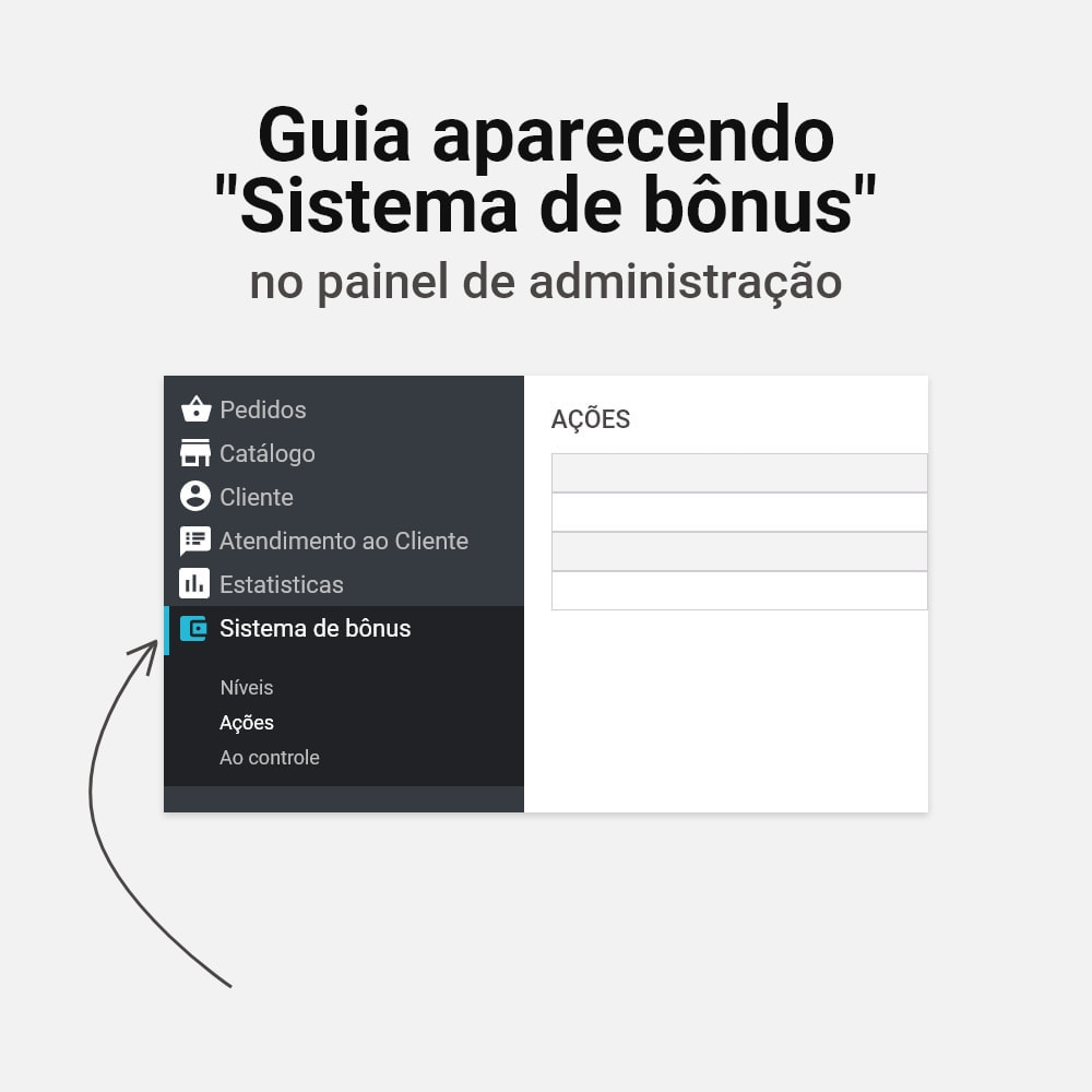 module - Fidelização & Apadrinhamento - Sistema de cashback bônus - 17