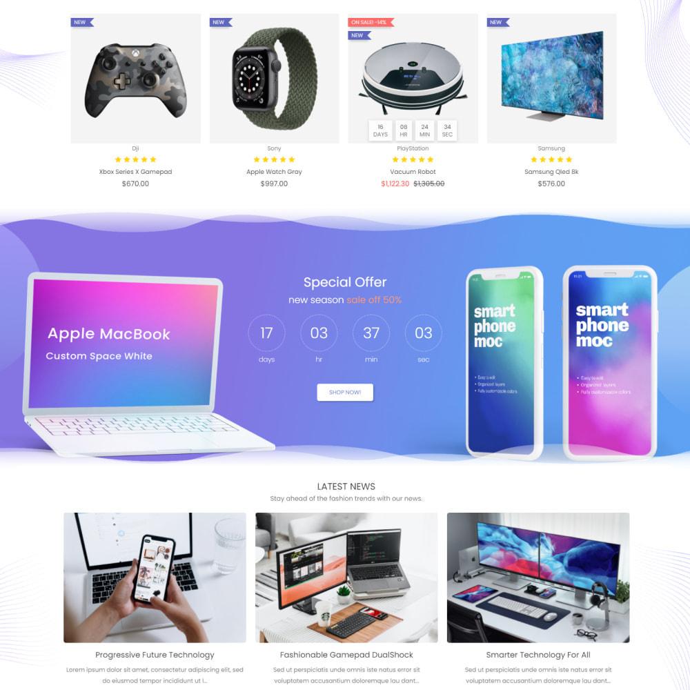 theme - Electronics & Computers - Gadget & Electronics - Hi-Tech Phones, Watches - 3