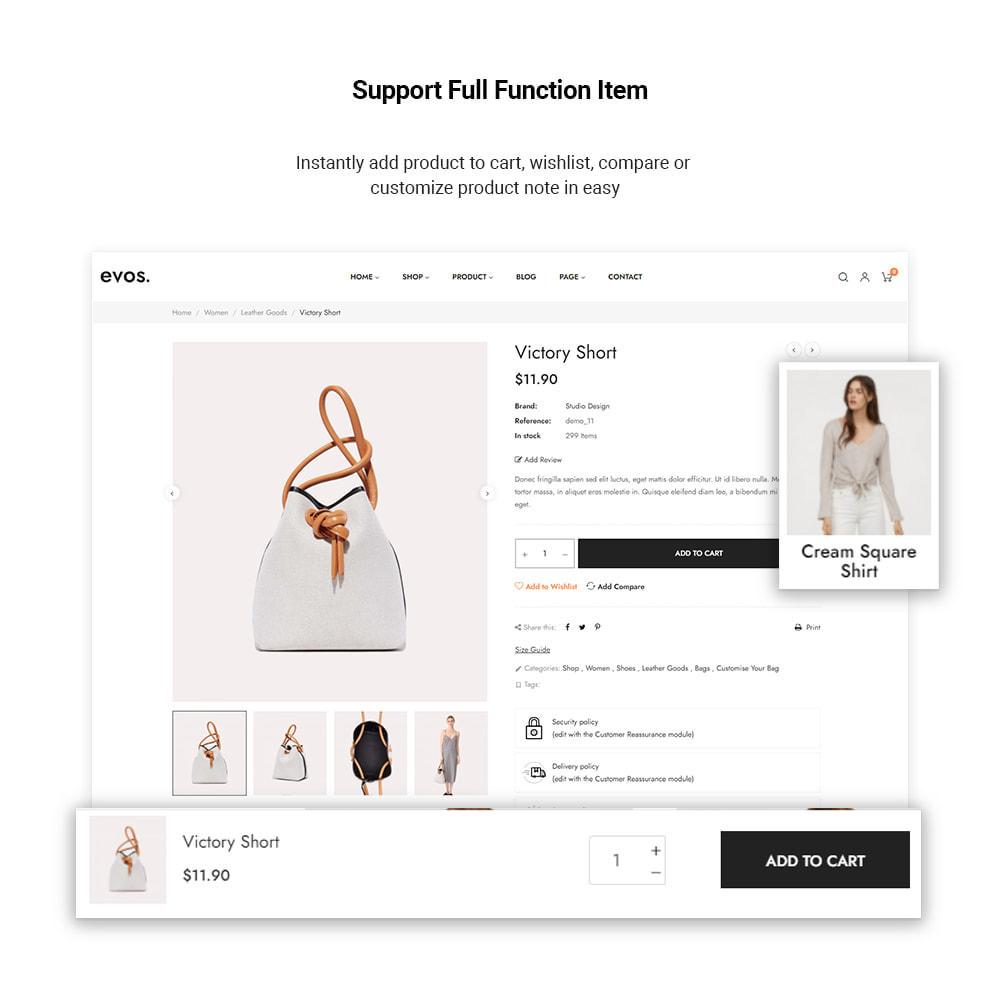 theme - Fashion & Shoes - Evo Elementor - Fashion Store - 6