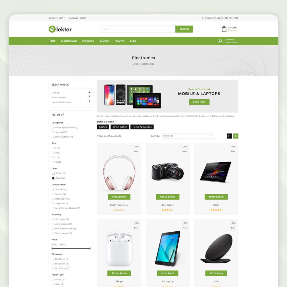 theme - Electronics & Computers - Electer - Electronics Store - 3