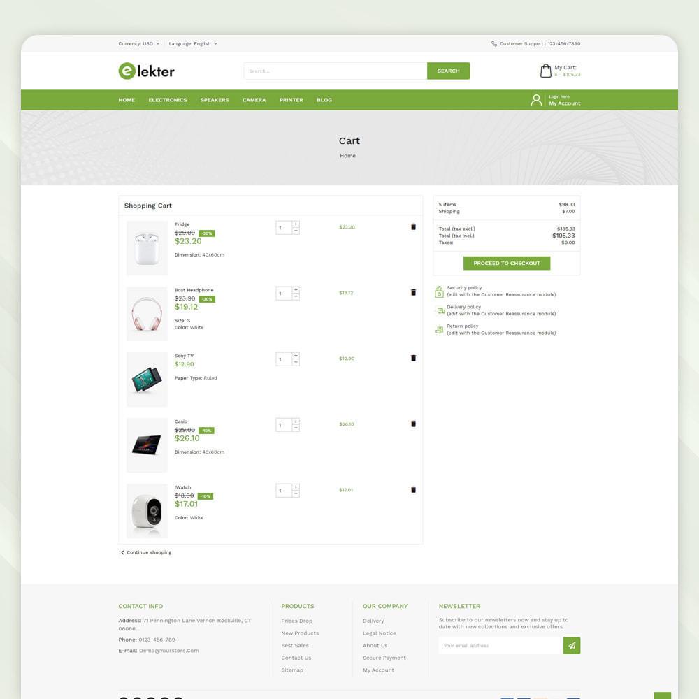 theme - Electronics & Computers - Electer - Electronics Store - 6