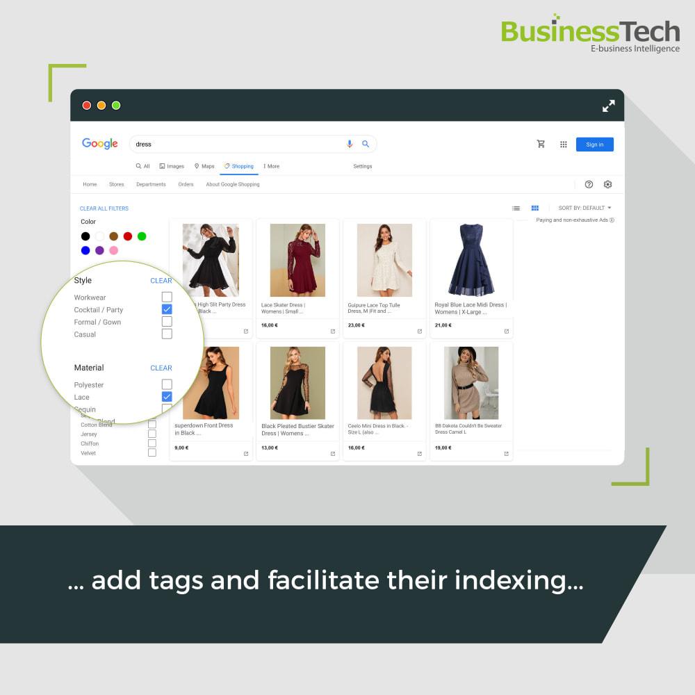 module - Preisvergleiche - Google Merchant Center (Google-Shopping) - 2