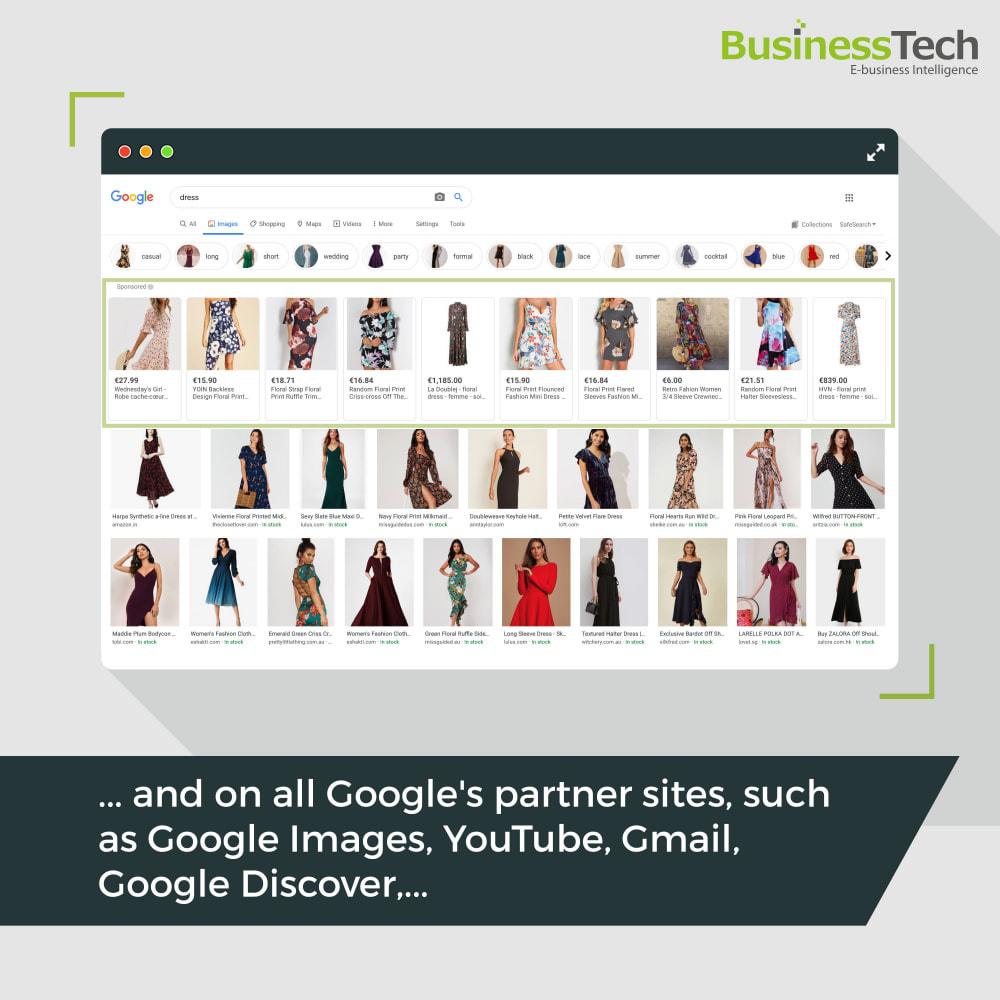 module - Preisvergleiche - Google Merchant Center (Google-Shopping) - 4