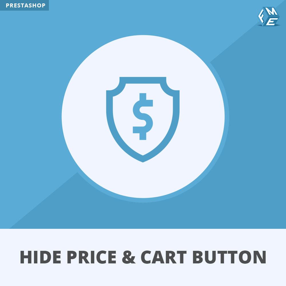 module - Gestione Prezzi - Hide Price & Hide Add to Cart Button - 1