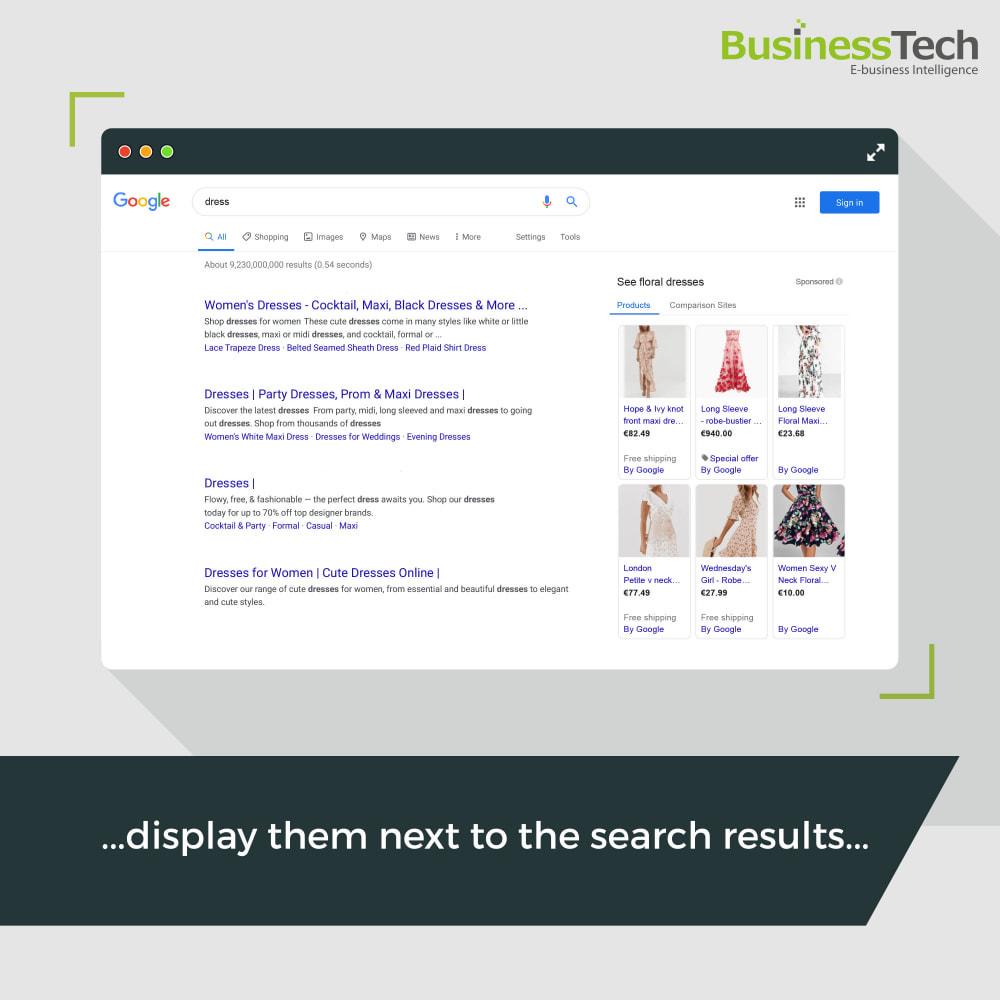 module - Comparadores de preços - Google Merchant Center PRO (Google-Shopping) - 3