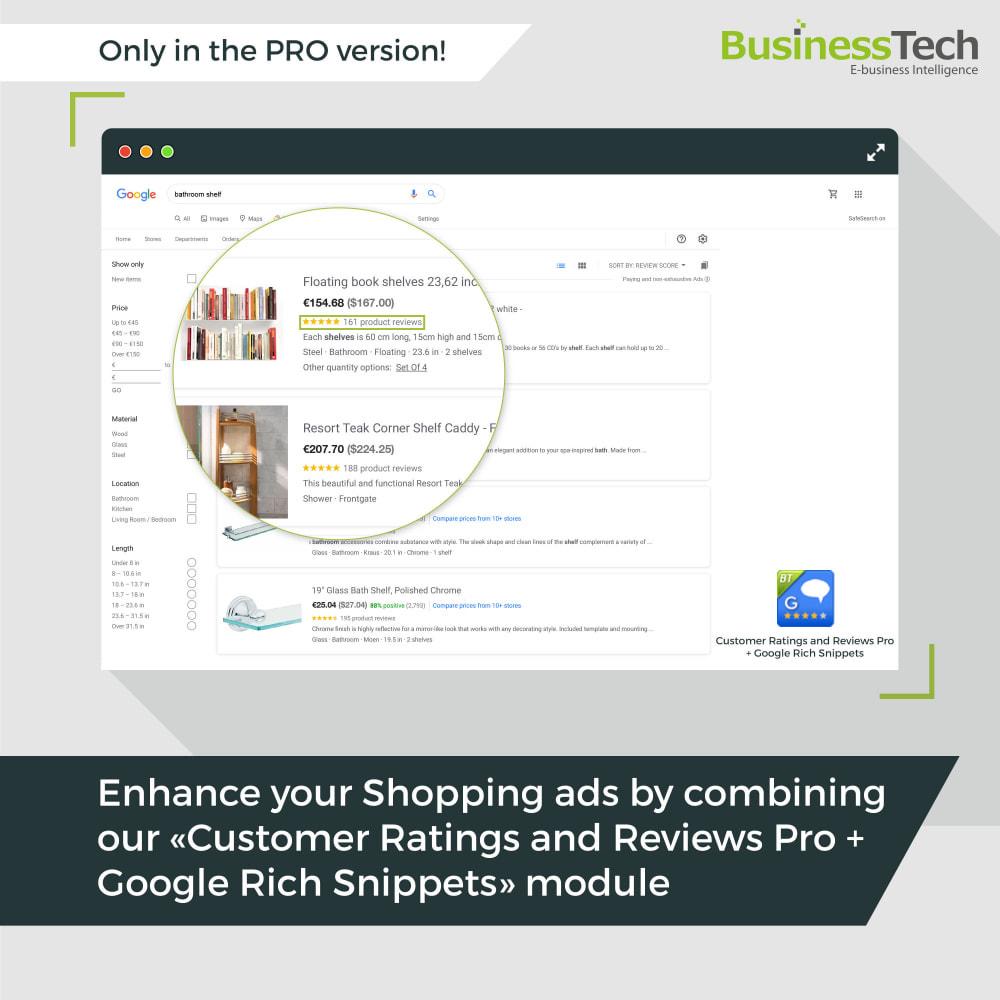 module - Comparadores de preços - Google Merchant Center PRO (Google-Shopping) - 5