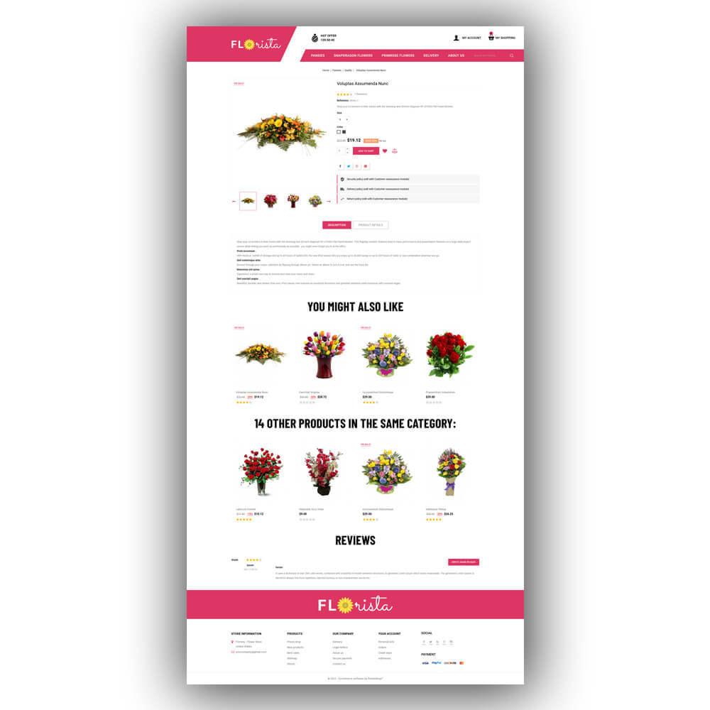 theme - Regalos, Flores y Celebraciones - Florista - Flower Store - 7