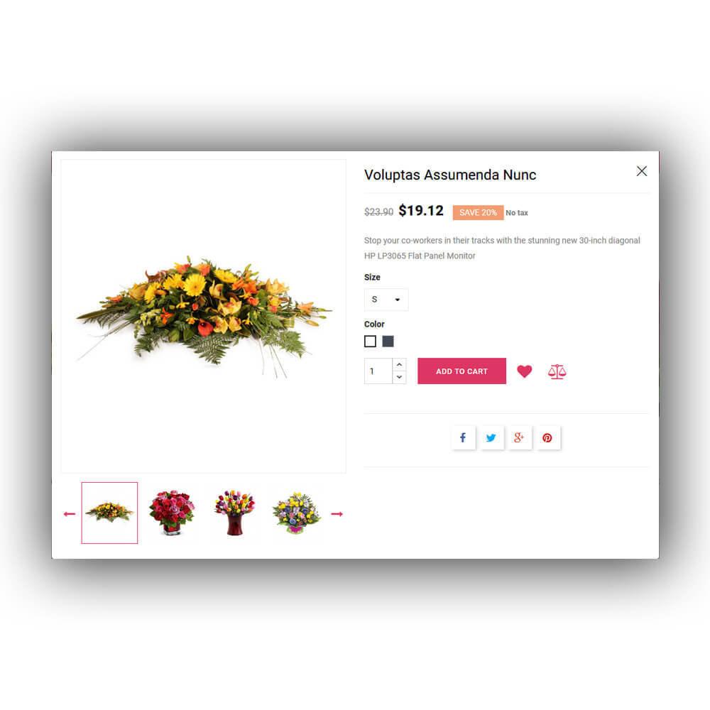 theme - Regalos, Flores y Celebraciones - Florista - Flower Store - 10