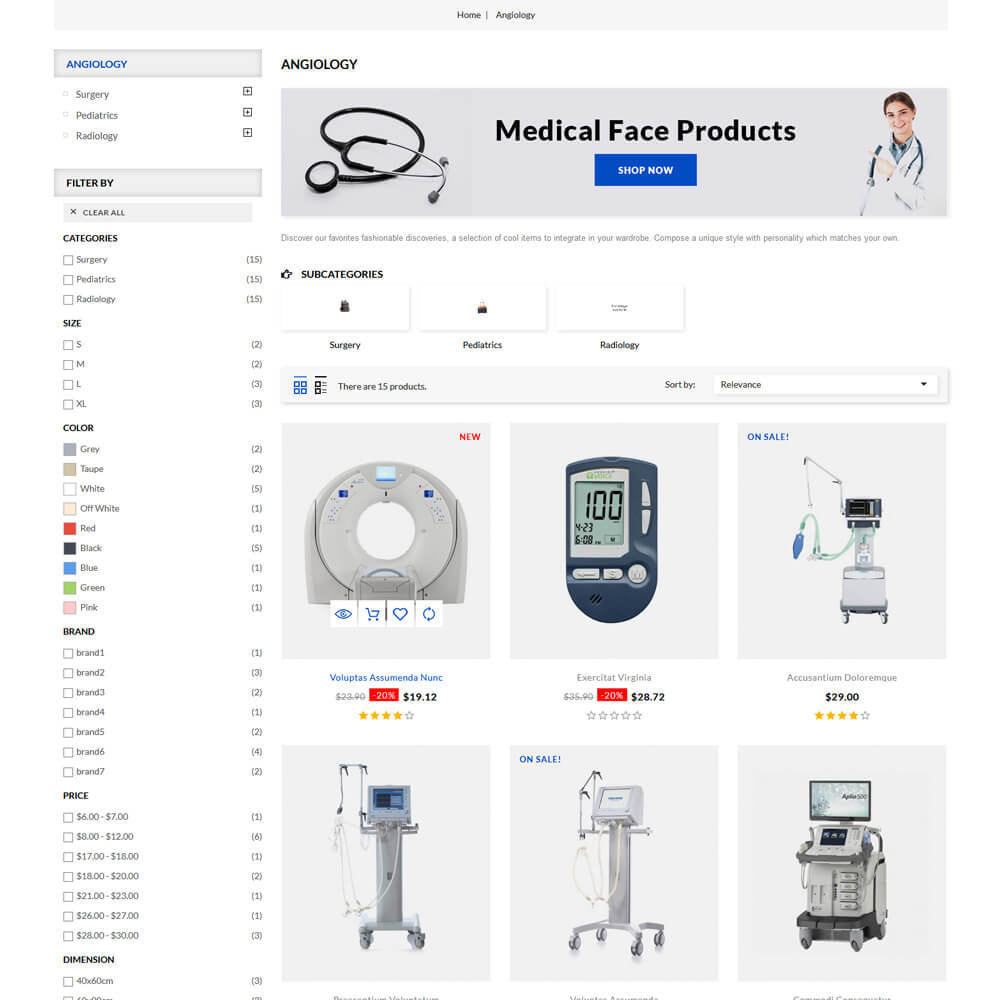 theme - Health & Beauty - Trust - Medical Store - 5