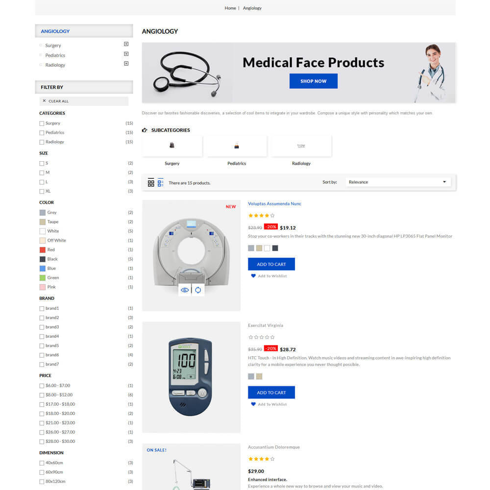 theme - Health & Beauty - Trust - Medical Store - 6