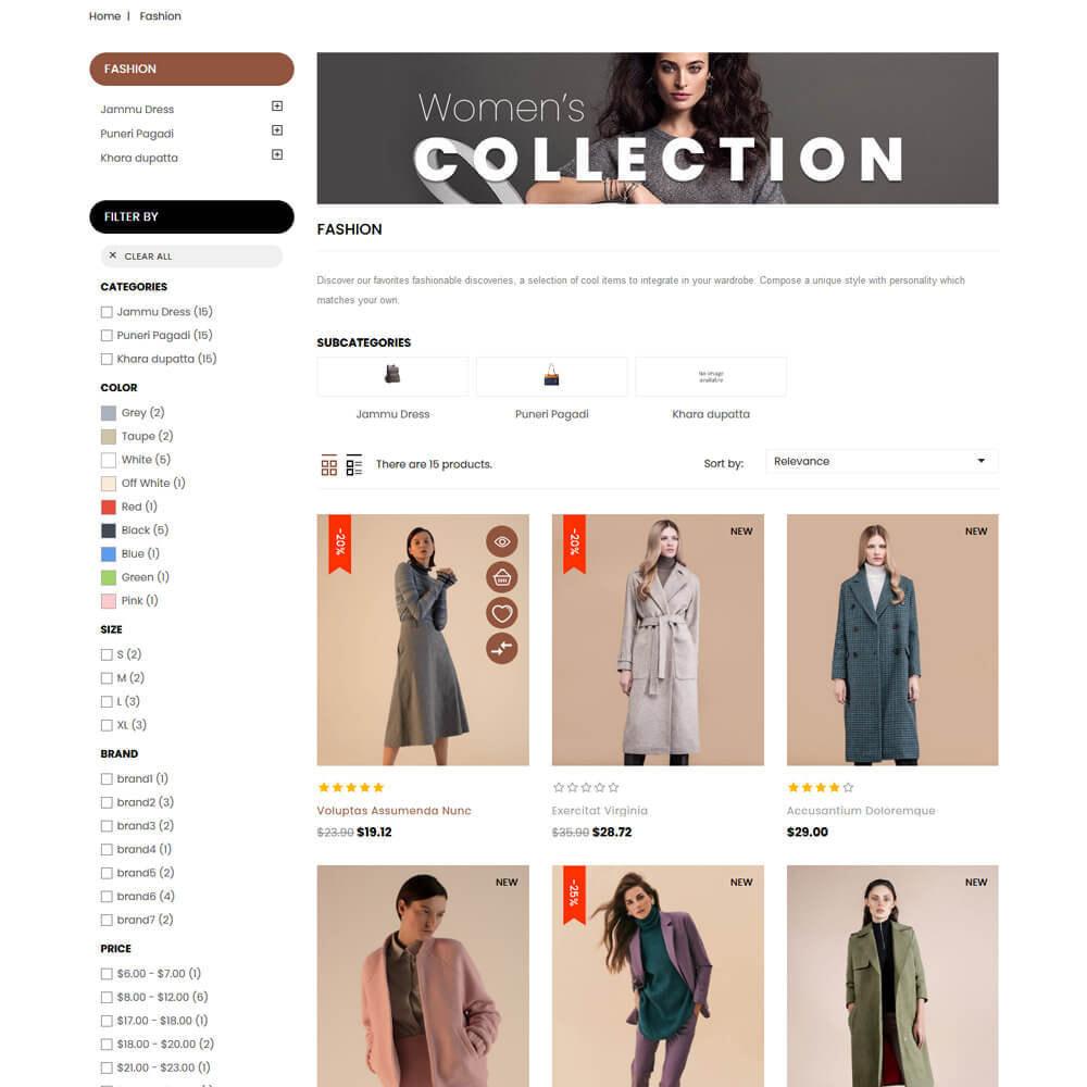 theme - Moda & Calçados - Jellkelly - Fashion Store - 5