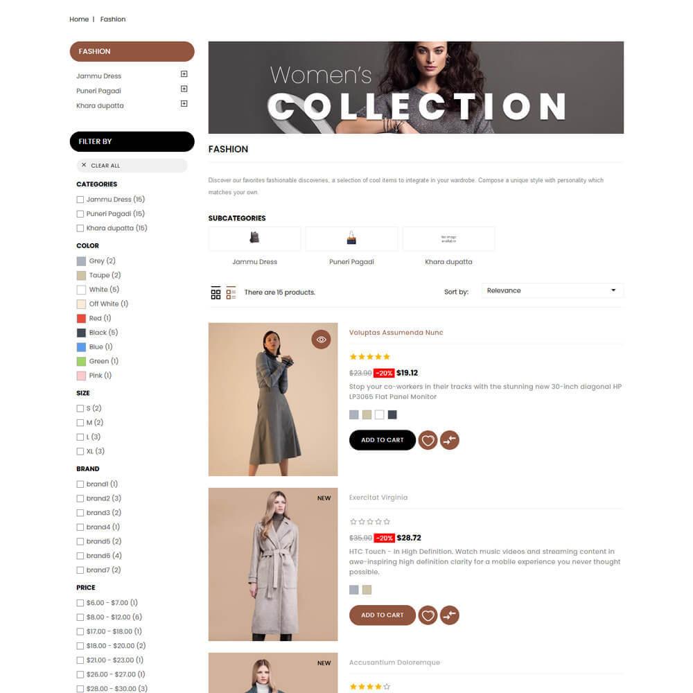 theme - Moda & Calçados - Jellkelly - Fashion Store - 6