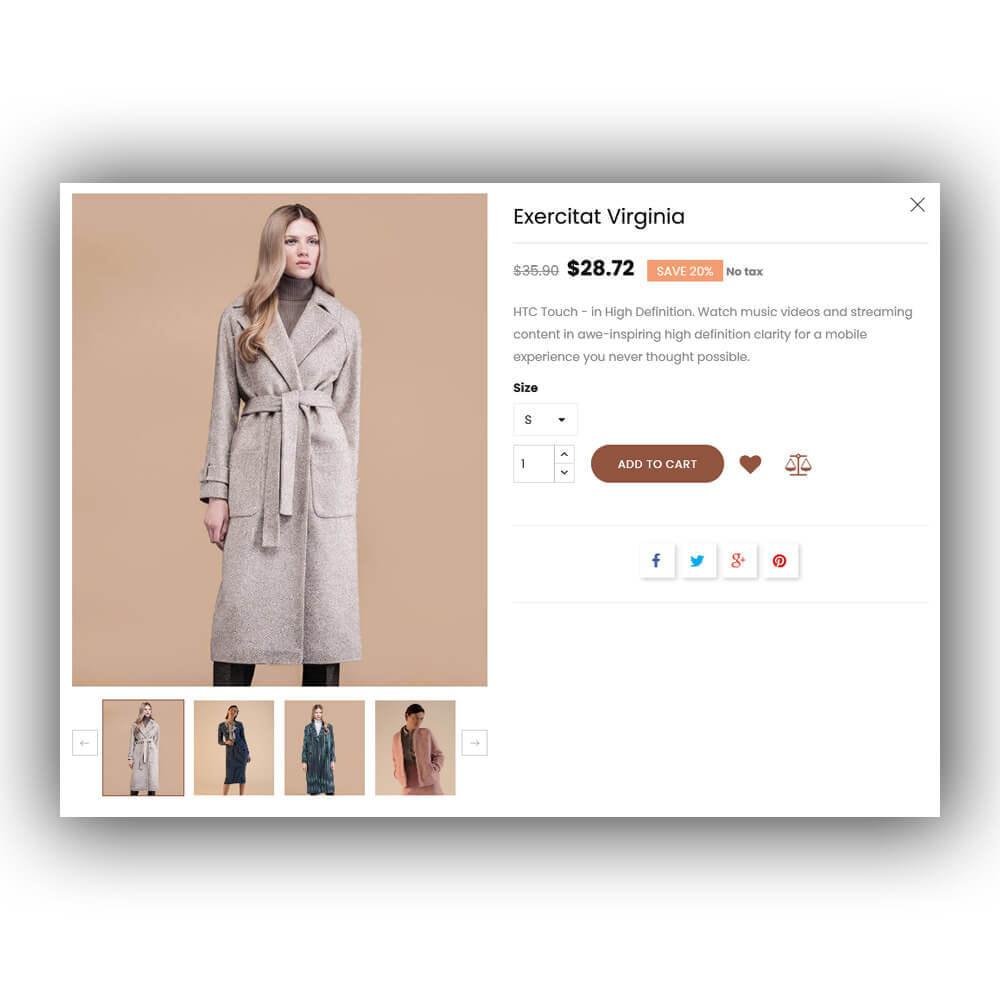 theme - Moda & Calçados - Jellkelly - Fashion Store - 10