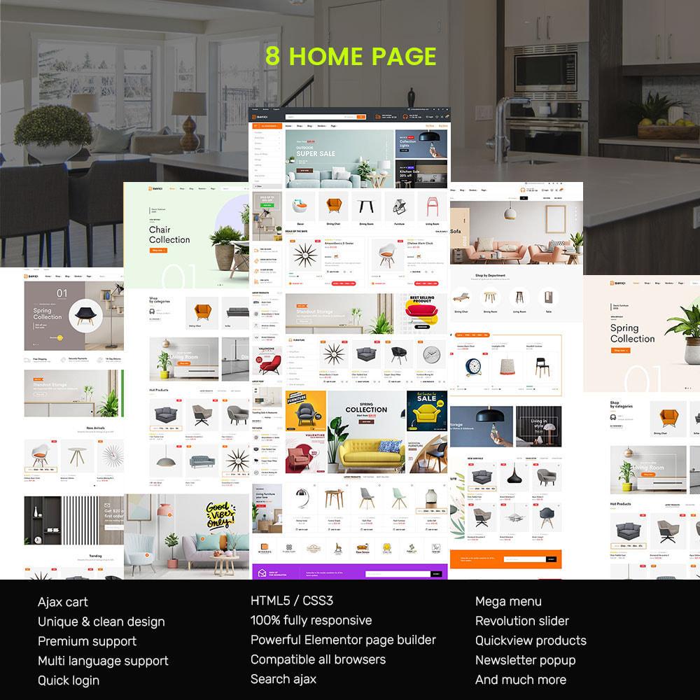theme - Heim & Garten - Davici - Elementor Furniture & Interior - 1