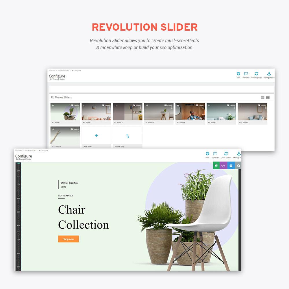theme - Heim & Garten - Davici - Elementor Furniture & Interior - 5