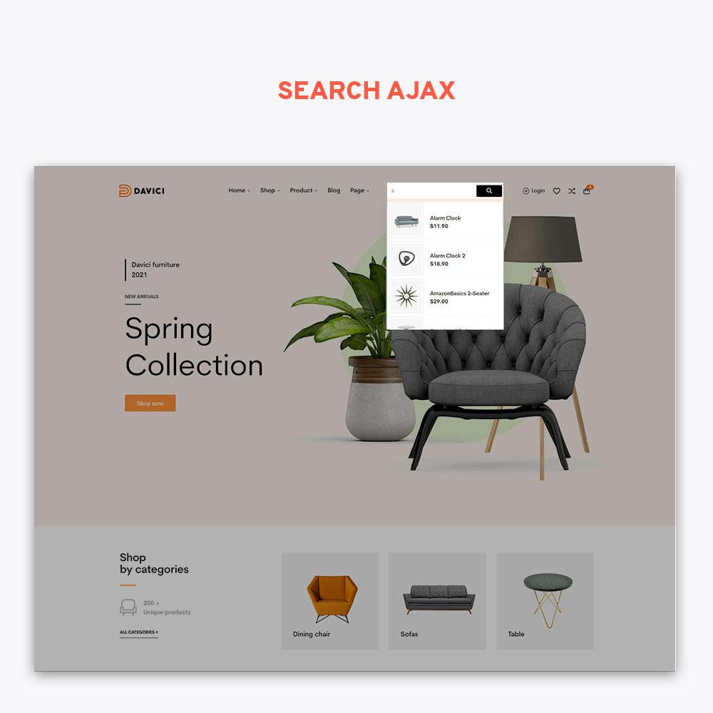 theme - Heim & Garten - Davici - Elementor Furniture & Interior - 10