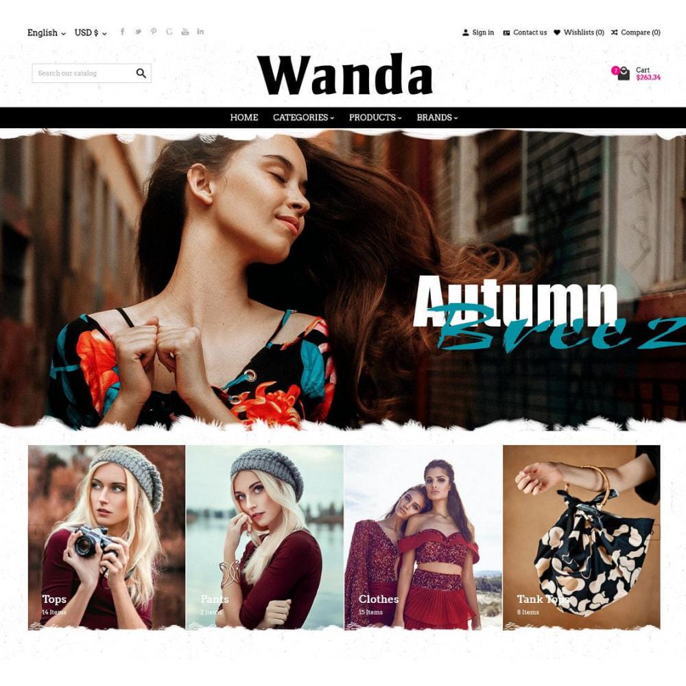 theme - Fashion & Shoes - Wanda Fashion Store - 3