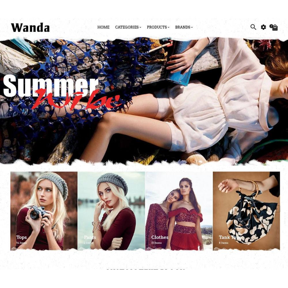 theme - Fashion & Shoes - Wanda Fashion Store - 5