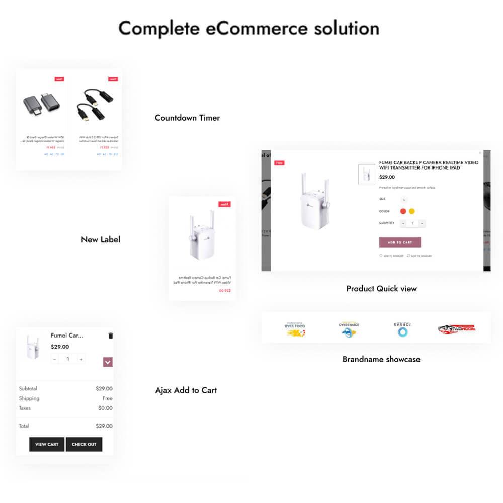 theme - Elektronik & High Tech - Leo Zenmart - Multipurpose - 10