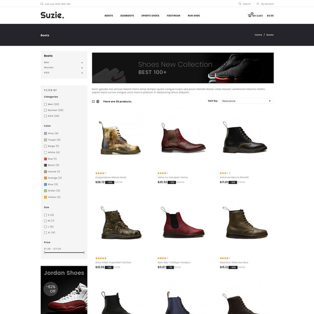 theme - Moda y Calzado - Suzie - Fashion & Shoes Shop - 3